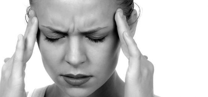 Výsledek obrázku pro migréna