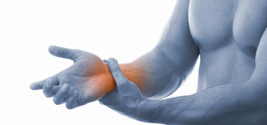Bolest v kloubech prstů